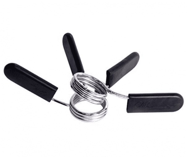 CAP Barbell's 2 Inch Spring Collars