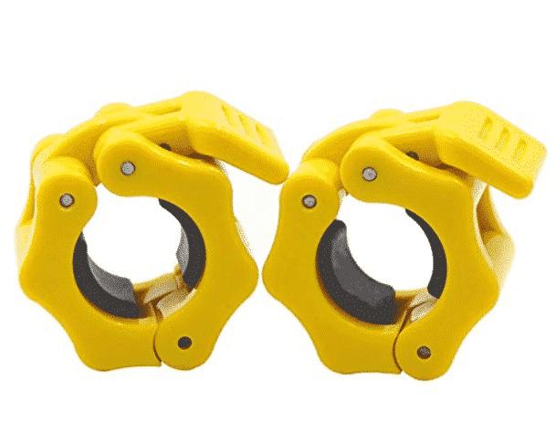 IADU's Olympic Standard Barbell Collars