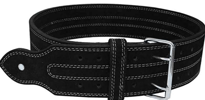 Ader Sporting Goods Leather Weightlifting Belt