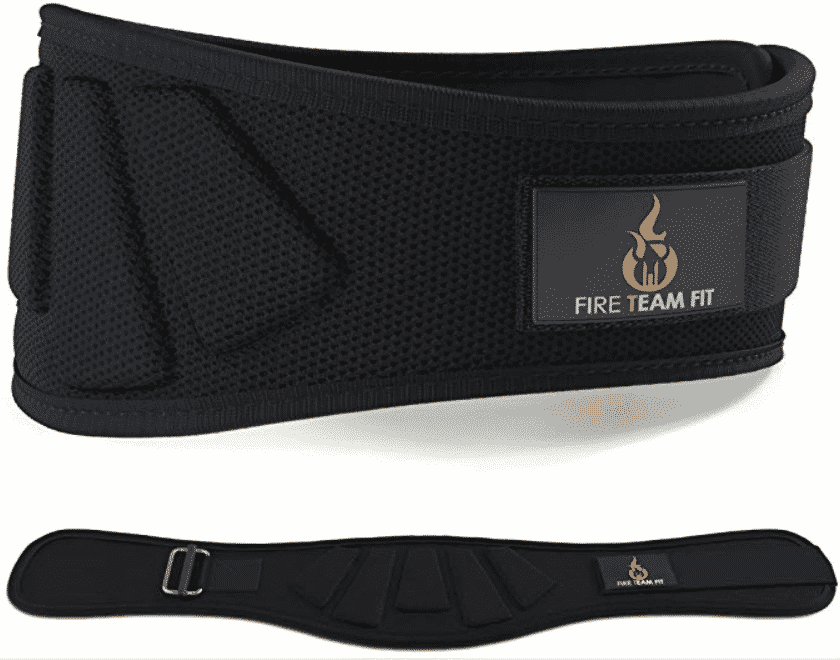 Fire Team Fit's Weightlifting Belts