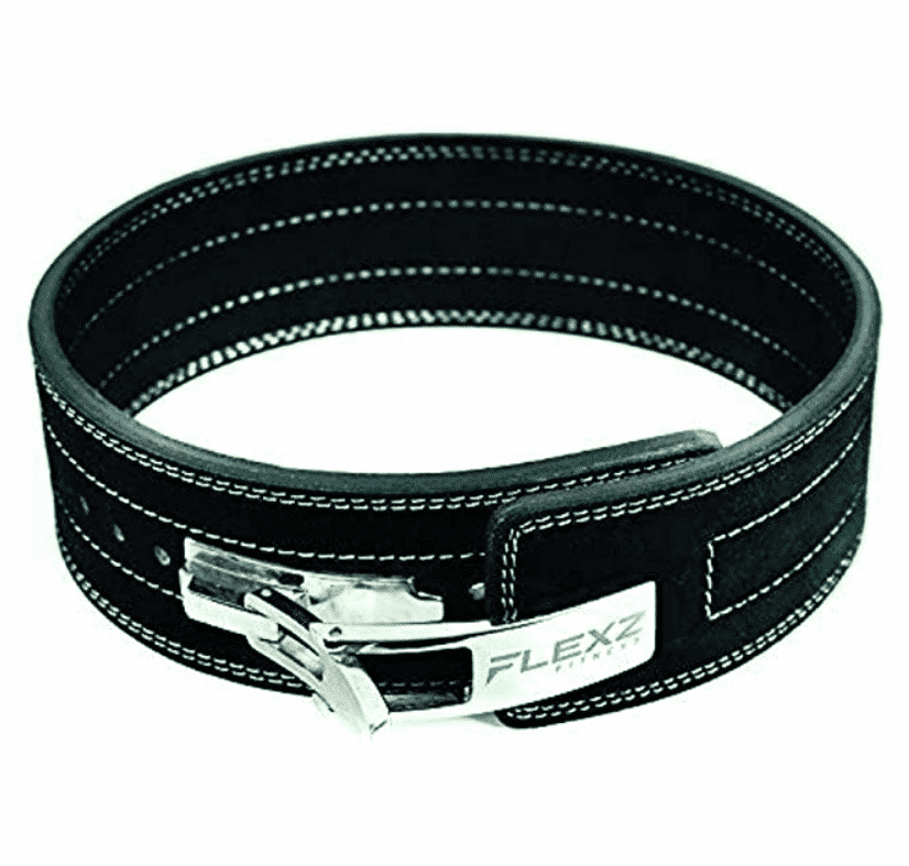 Flexz Fitness' Powerlifting and Weightlifting Belt