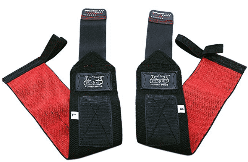 Grip Power Pad Plus 2019s Deluxe Wrist Wraps