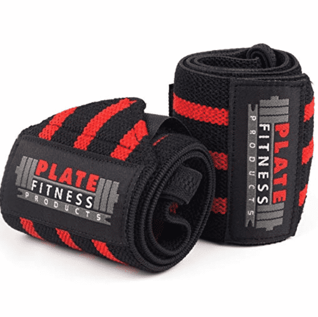 Plate Fitness Products Wrist Wraps