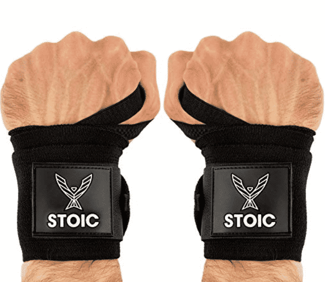 Stoic Wrist Wraps Weightlifting