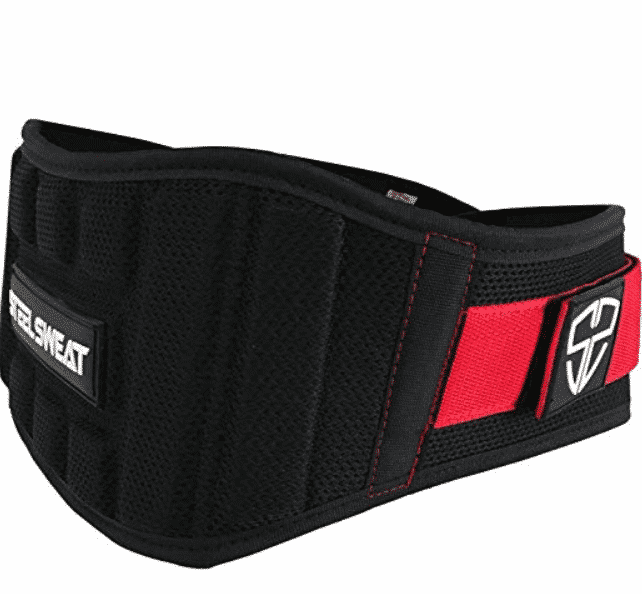 The Viper Weightlifting Belt by Steel Sweat