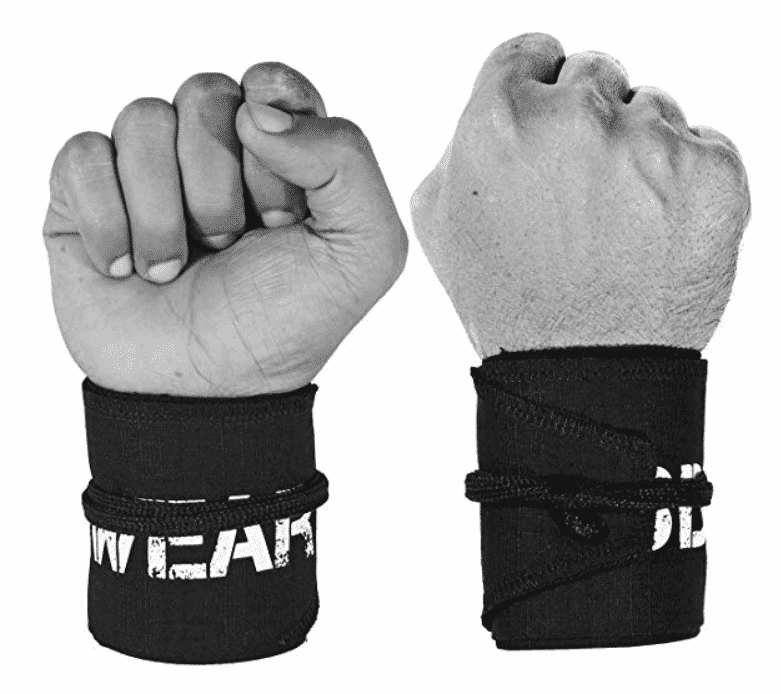WOD Wear's Wrist Wraps