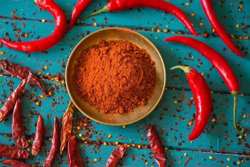 Cayenne Pepper - Capsaicin