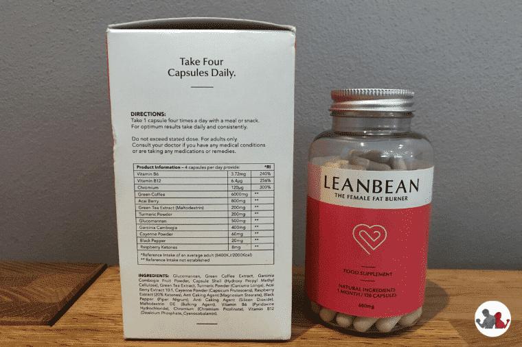 leanbean-ingredients