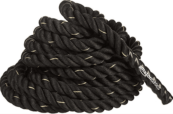 AmazonBasics battle rope