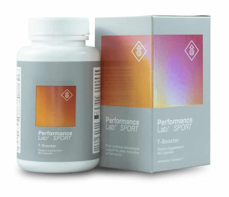 Performance Lab - Best T Booster
