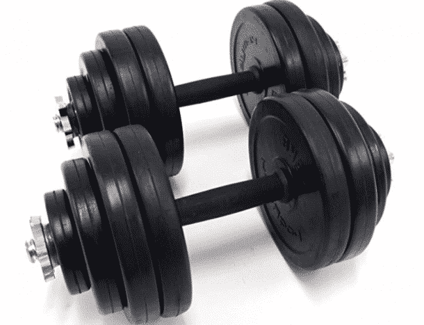 Powerhouse Fitness BodyMax Dumbbell