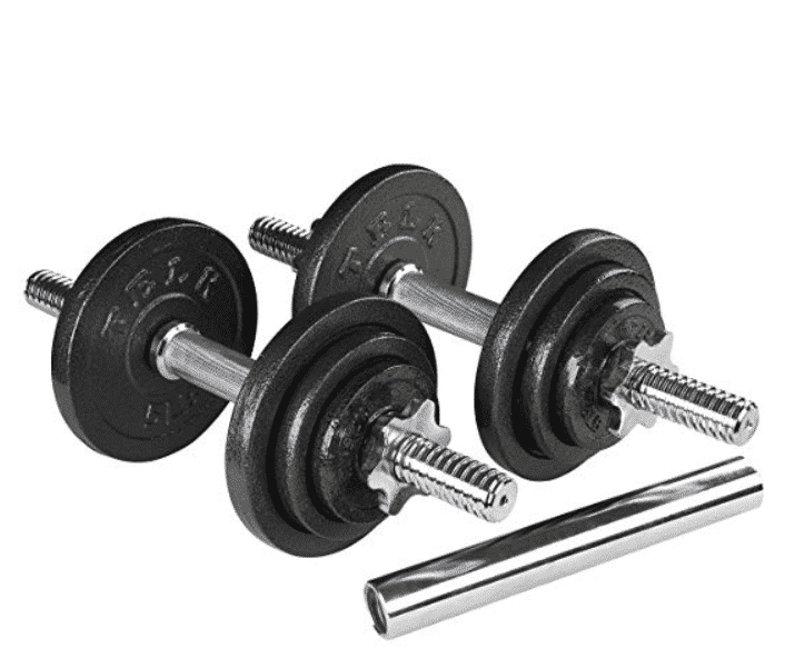 TELK Adjustable Dumbbell