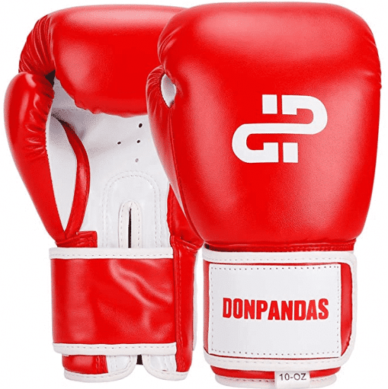 Donpandas Boxing Gloves for Women & Men Punching Heavy Bag Gloves