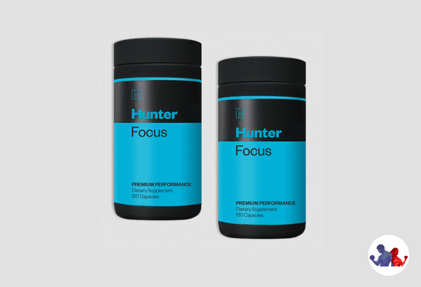 Hunter Focus bottles