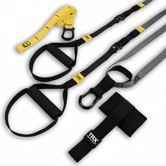 TRX Suspension Trainers Bodyweight Fitness Resistance Training