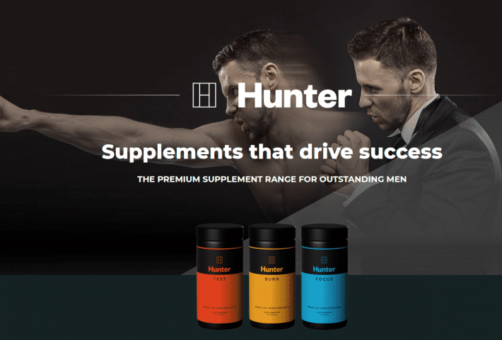 hunter focus website