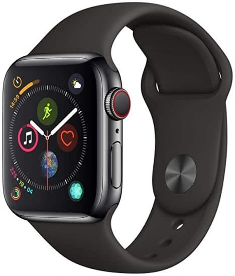 Apple Watch Series 4 (GPS + Cellular, 40mm)