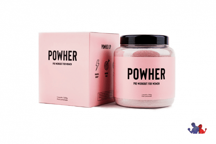 Powher Pre-workout Supplement