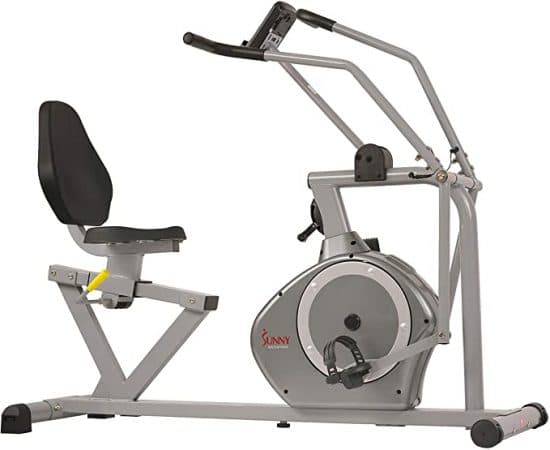 Sunny Health & Fitness Magnetic Recumbent Bike