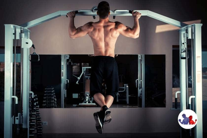 Compound Exercises - Pull Ups