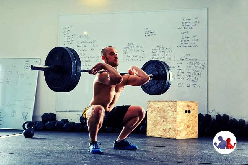 Compound Exercises - Squat